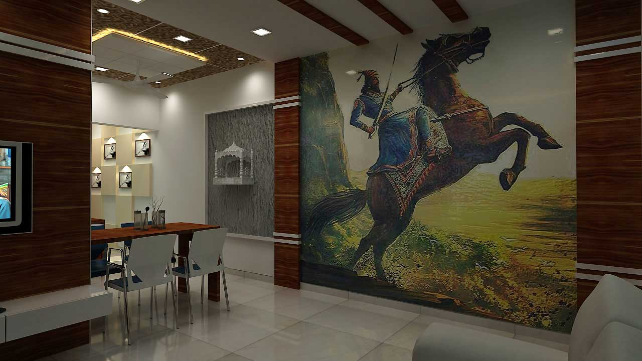 office interior in mumbai
